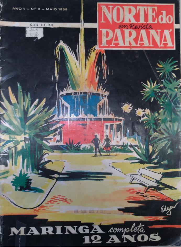 Norte do Paraná em Revista, de maio de 1959