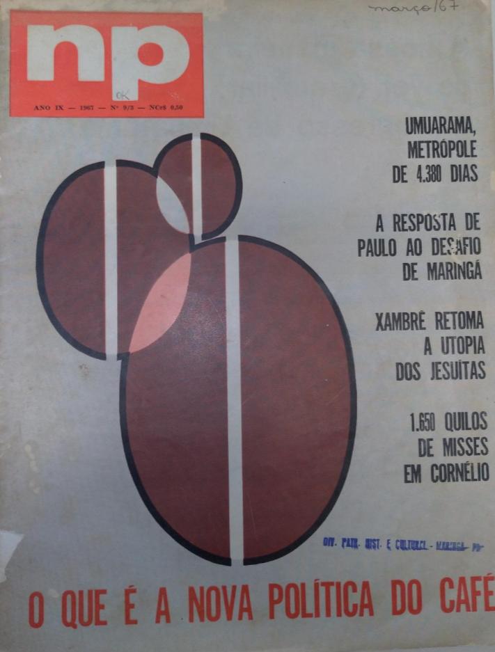 NP (Norte do Paraná em Revista), de março de 1967