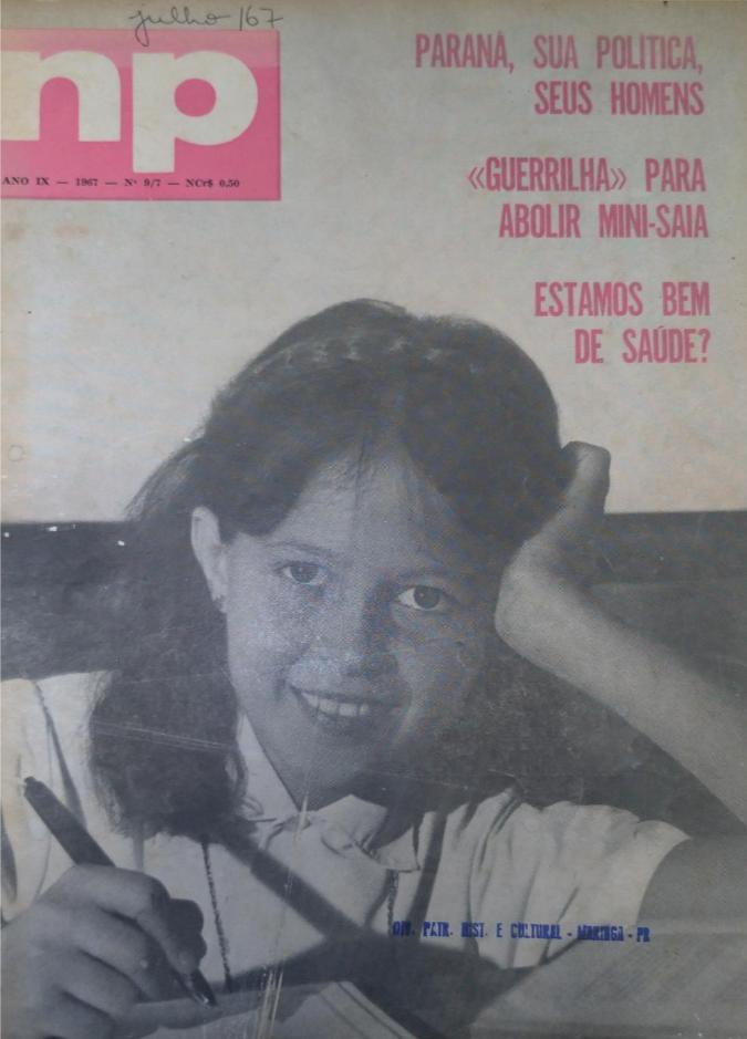 NP (Norte do Paraná em Revista), de julho de 1967