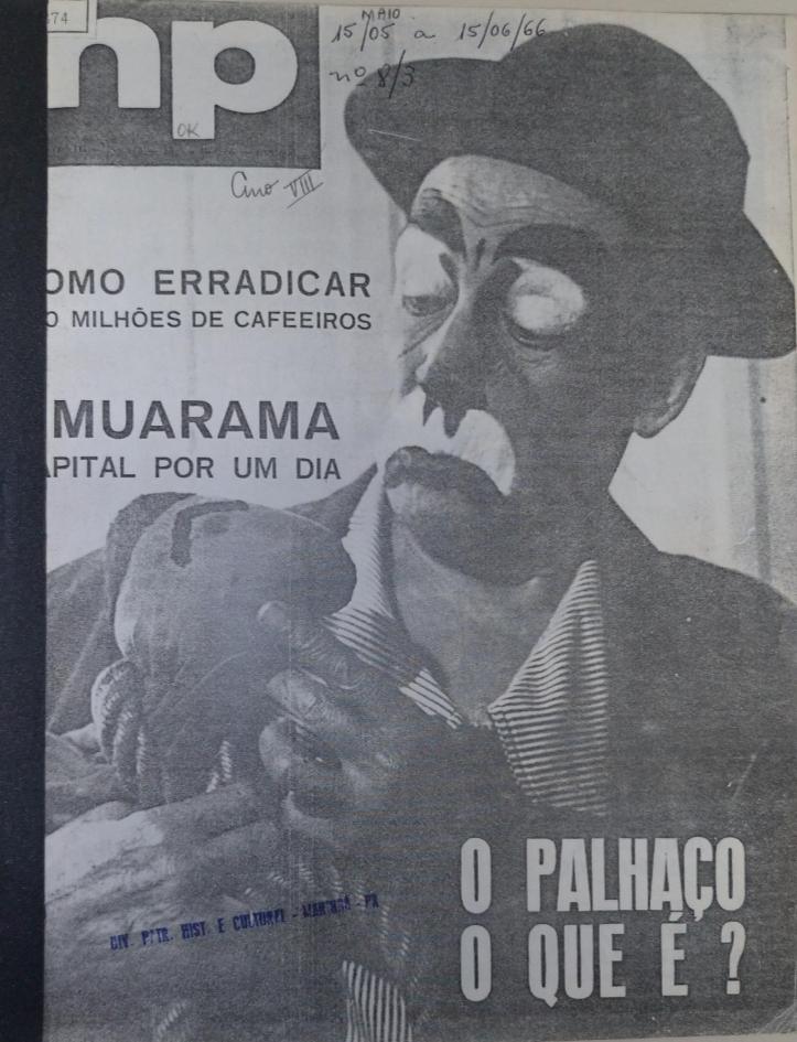 NP (Norte do Paraná em Revista), de maio a junho de 1966