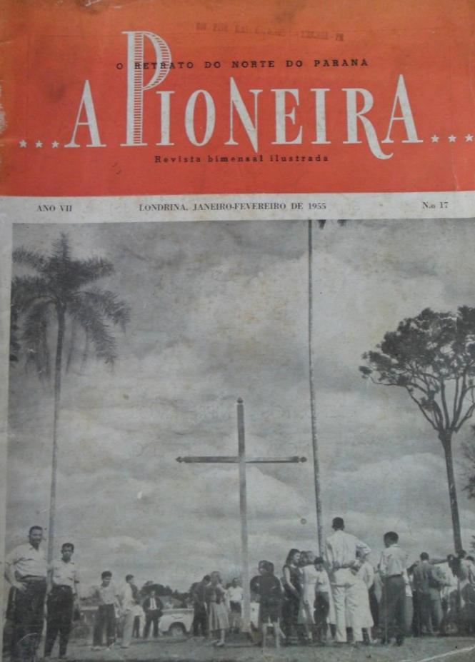 Revista A Pioneira, janeiro e fevereiro de 1955