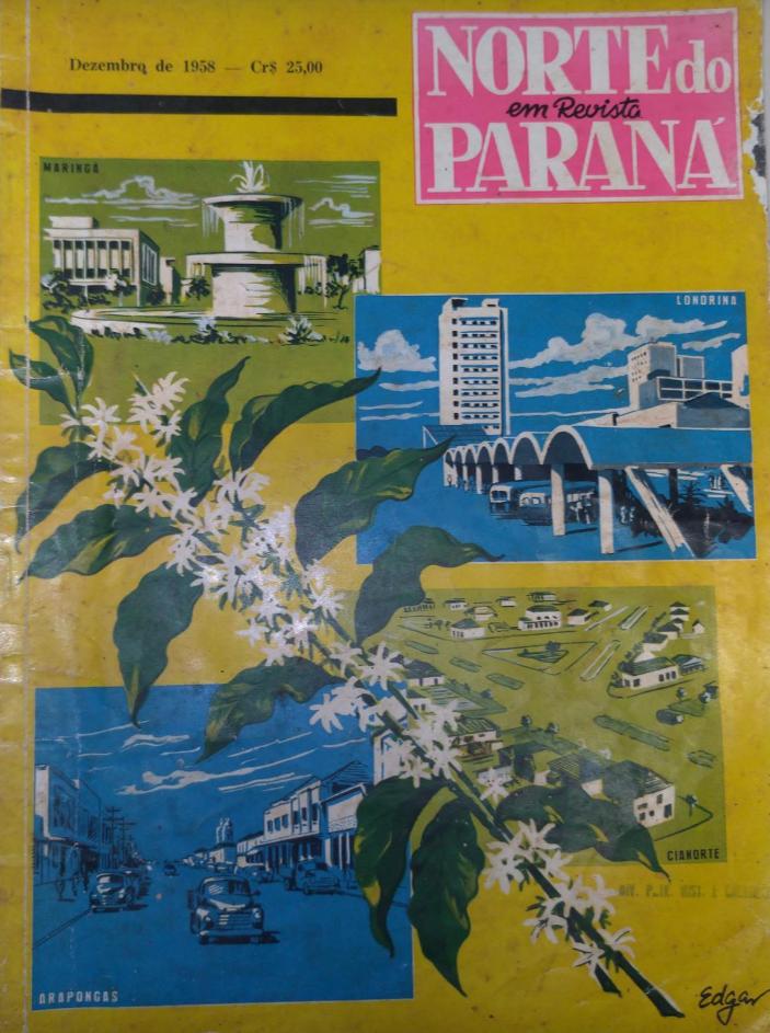 Norte do Paraná em Revista, de dezembro de 1958