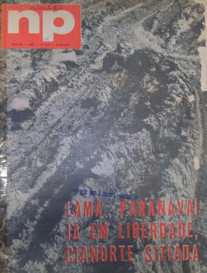 NP (Norte do Paraná em Revista), de abril de 1967 (data a ser verificada)