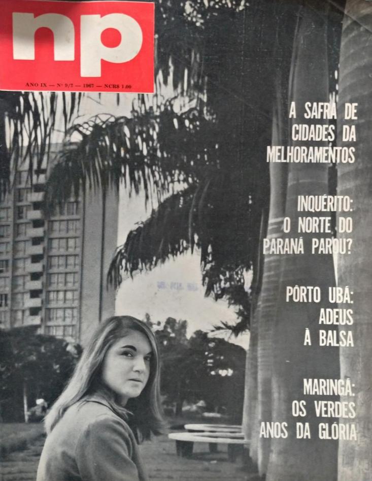 NP (Norte do Paraná em Revista), de fevereiro de 1967