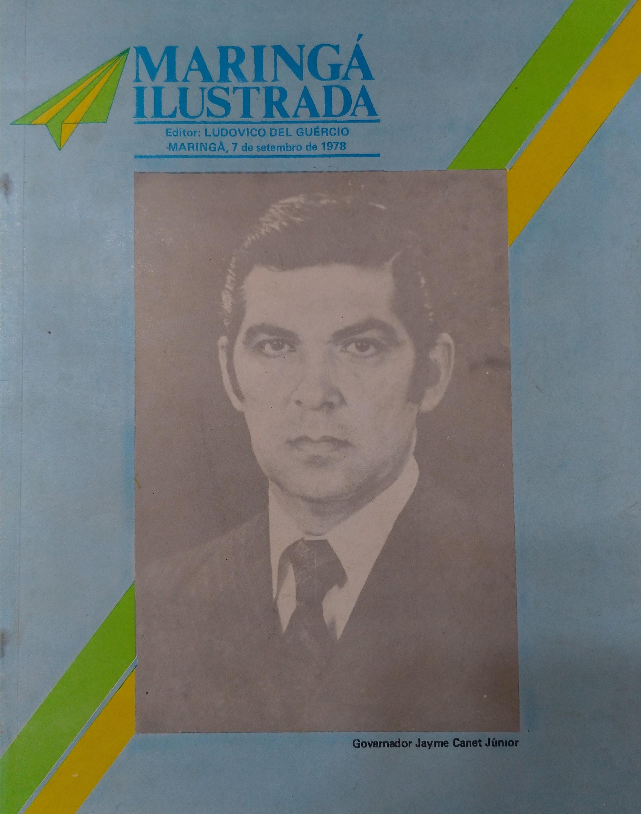 Revista Maringá Ilustrada, de 7 de setembro de 1978
